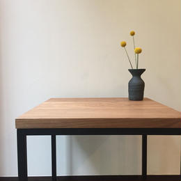 【受注生産品】オリジナルサイドテーブル STW/01(ウォールナット)