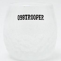 OKINAWAMADE™琉球ガラス098TROOPER(ホワイト)