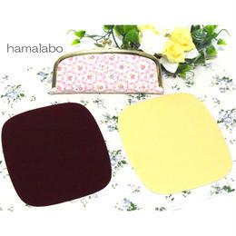 10月15日販売開始!【HA-580】<メガネ&ペンケース用>芯地&内布シールセット