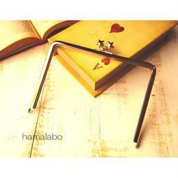 【HA-1410】17.7cm/角型(メタルスター×ゴールド)
