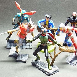 石ノ森コレクション(全6種)コンプリートセット