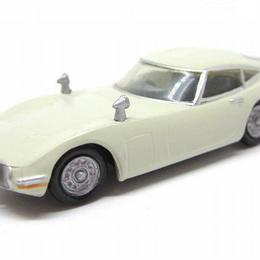 10.トヨタ2000GT MF10前期型(1967年)人形欠品