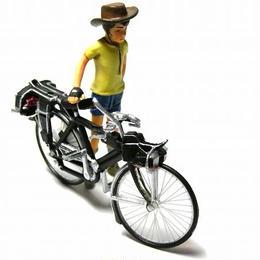 14.ナショナル自転車エレクトロボーイZ(B-E2SF)