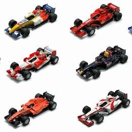 Formula1 2007ミニチュアモデルコレクション(全11種)セット