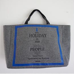 【2018AW 先行予約】holiday big tote