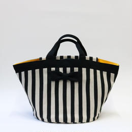 marche mini stripes black