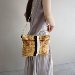 line clutch fake basket BK