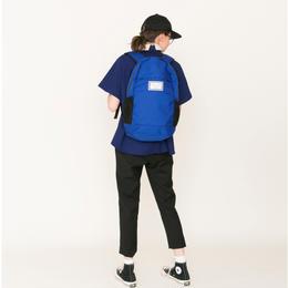 intoxic. backpack royal blue