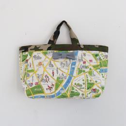 準備中【online store限定】town mini tote London