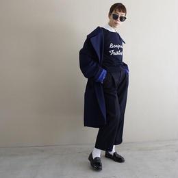 【先行予約】thomas magpie P coat navy