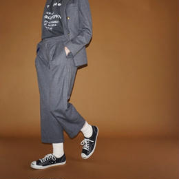 【先行予約】thomas magpie flannel  trousers