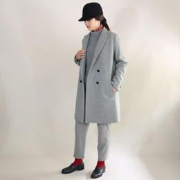 【先行予約】thomas magpie tailored coat grey
