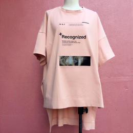 【再入荷】thomas magpie T recognized pink long