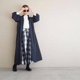 予約終了▷先行予約 thomas magpie nurse jacket black