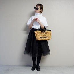 【online予約終了】 town mini tote fake basket special model