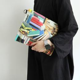 【online store 限定】mini clutch book warm