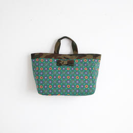 【tokyo limited】town mini tote mosaico green