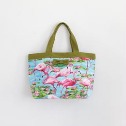 準備中【online store限定】basic tote flamingo