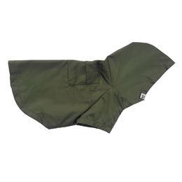 畳めるレインコート(利休色)  /  Packable Raincoat (Khaki)