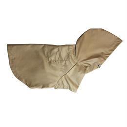 畳めるレインコート(飴色)  /  Packable Raincoat (Gold)