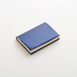 seamless book cover / blue