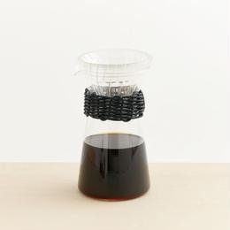 HARIO x i ro se   COFFEE CARAFE  / black