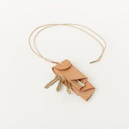 aurora key holder / nude