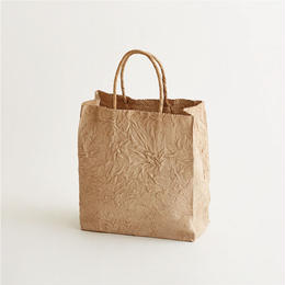 paper small bag / light brown