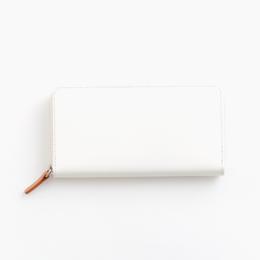pop-up long wallet / white(2018年5月入荷予定)