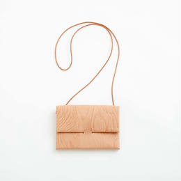 seamless shoulder case  /  plywood