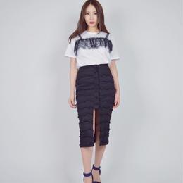 フロントオープンスカート