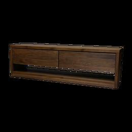 ティップ TVボード 160 (ウォルナット) / TIP TV BOARD 160 (WALNUT)