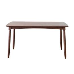 ウォルト ダイニングテーブル (ウォルナット) / WALT DINING TABLE  (WALNUT)