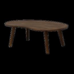 モフィ 100 テーブル (ウォルナット) / MOFY 100 TABLE (WALNUT)