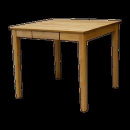 エリスプラス ダイニングテーブル 80 (ナチュラル) / ERIS PLUS DINING TABLE 80 (NA)