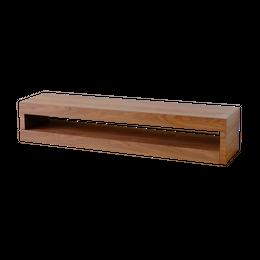 パイル TVボード 160(ウォルナット) / PILE TV BOARD 160 (WALNUT)