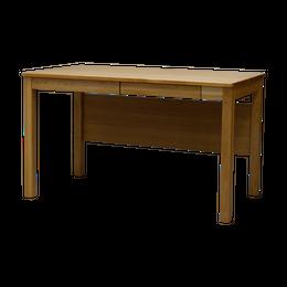 アドット デスクテーブル 120(ナチュラル) / ADOT DESK TABLE 120 (NA)