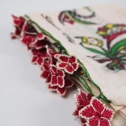 アンティークオヤスカーフ165  のコピー