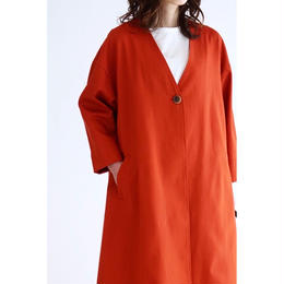 it / 追加予約①TENT LINE COAT (RED)