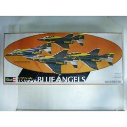 【中古】U.S.NAVY'S BLUE ANGELS 1/72スケール ブルーエンジェルス H-186 Revell 188-159SK