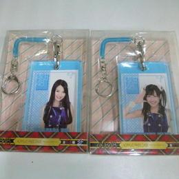 【中古】 AKB48 アクリルパスケース 6種セット 1611-194SK