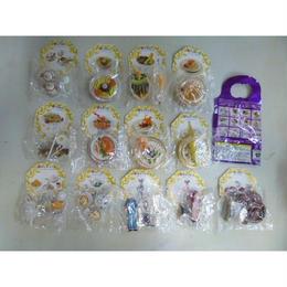 【中古】中国宮廷料理 フィギュアコレクション 全13種類セット サントリー 185-248SK