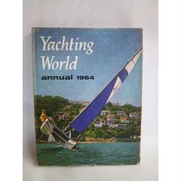 【中古】 yachting world annual 1964     185-178SK