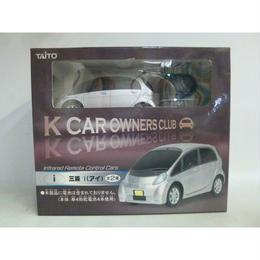 【中古】K CAR OWNERS CLUB 三菱 i(アイ) タイトー 186-85SK