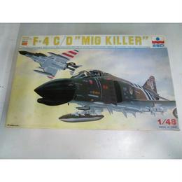 【中古】【未組立】  [プラモデル]   ESCI  1/48   F-4C/D MIG KILLER   188-184SK