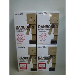 【中古】【未開封】 よつばと! ダンボー フィギュアスタンプ DANBOARD FIGURE STAMP 2  全4種セット 182-92SK