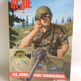 【中古】G.I. Joe U.S. Army Tank Commander 1997 Limited Edition Classic Collection   179-213SK