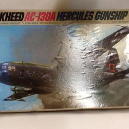 【中古】1/72 ロッキード AC-130A ハーキュリーズ・ガンシップ  タミヤ・イタレリシリーズ No.5 1807-157SS