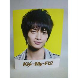 【中古】 Kis-My-Ft2  フォルダー + 生写真 181-426SK
