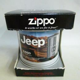 【未使用】 JEEP 60th Anniversary ZIPPO  ジープ  60周年 記念 ジッポー  188-110SK